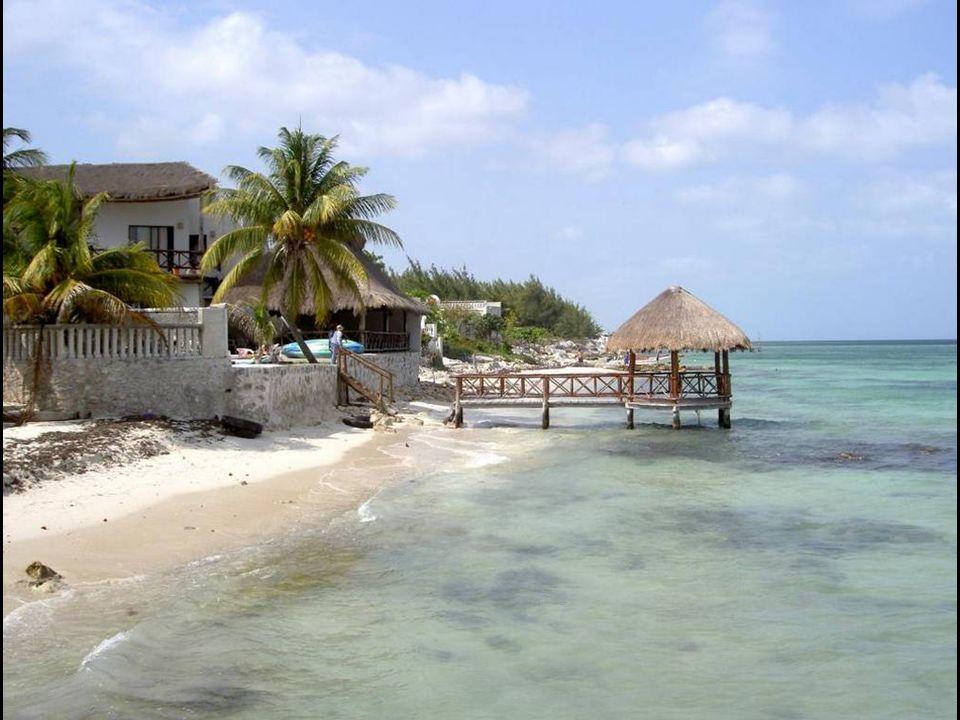 Cancun embarcadère Mexique