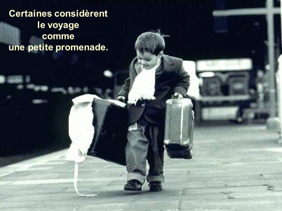 Heureux serons-nous si nous avons contribué à augmenter et enrichir le bagage de ceux qui descendent.