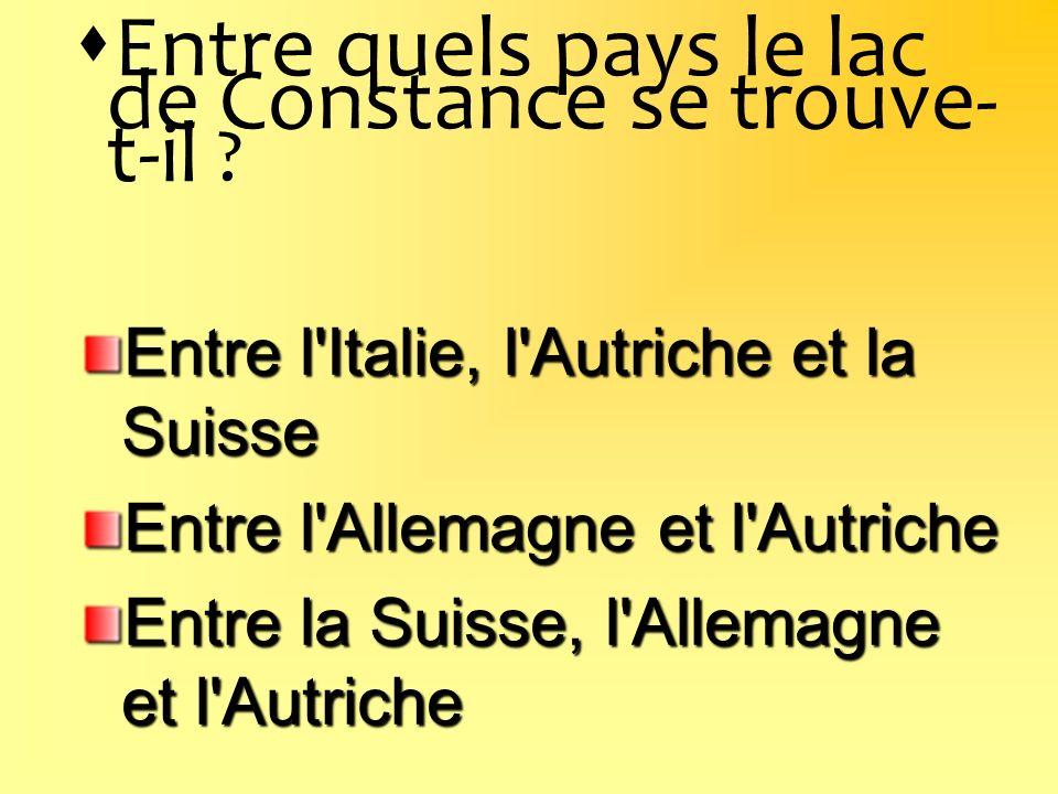 Saviez-vous que le plus grand lac souterrain dEurope se trouve à St-Léonard dans le Valais.