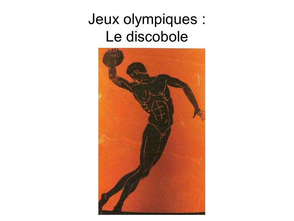 Jeux olympiques : La lutte