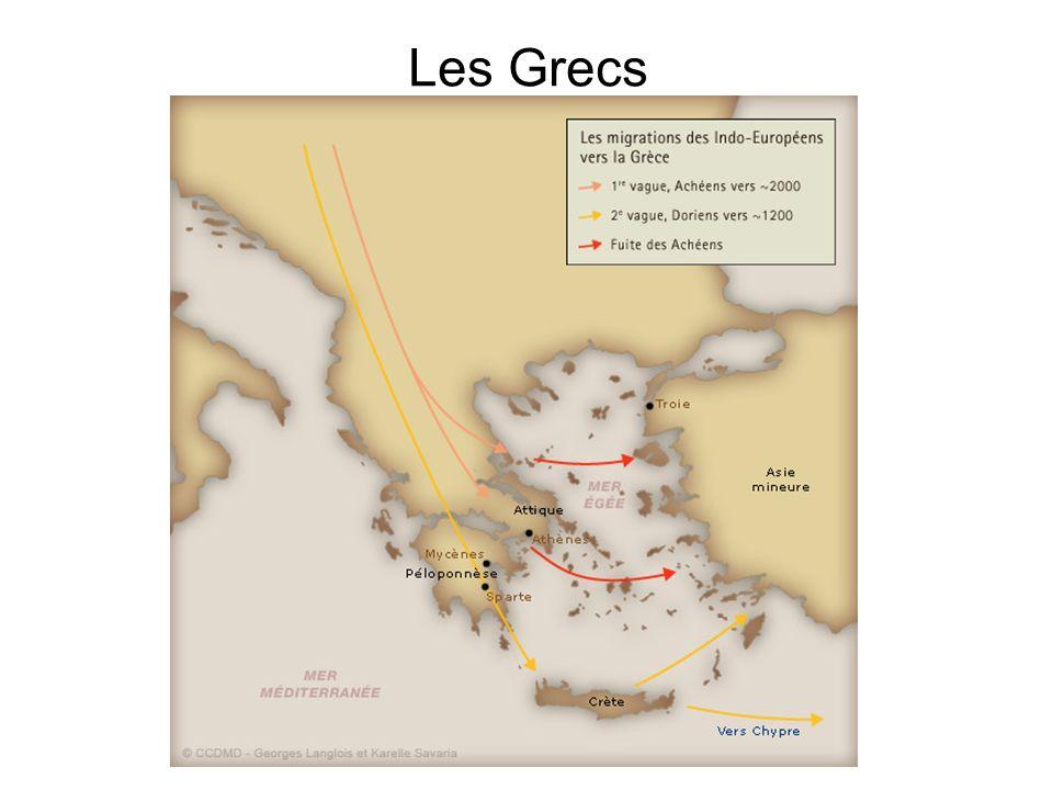 Les Grecs