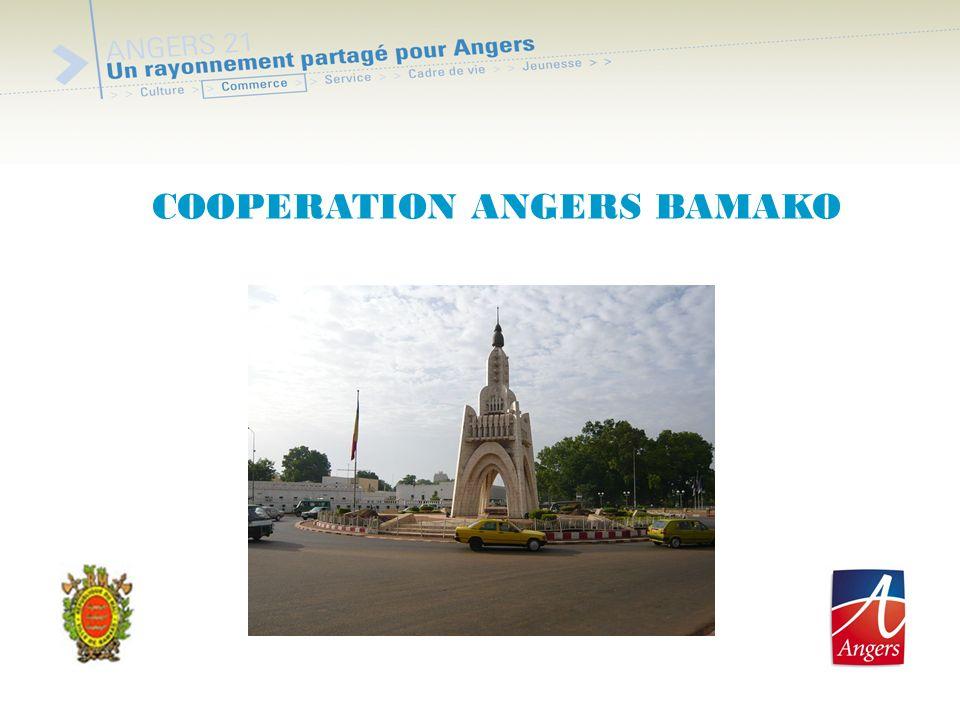 COOPERATION ANGERS BAMAKO