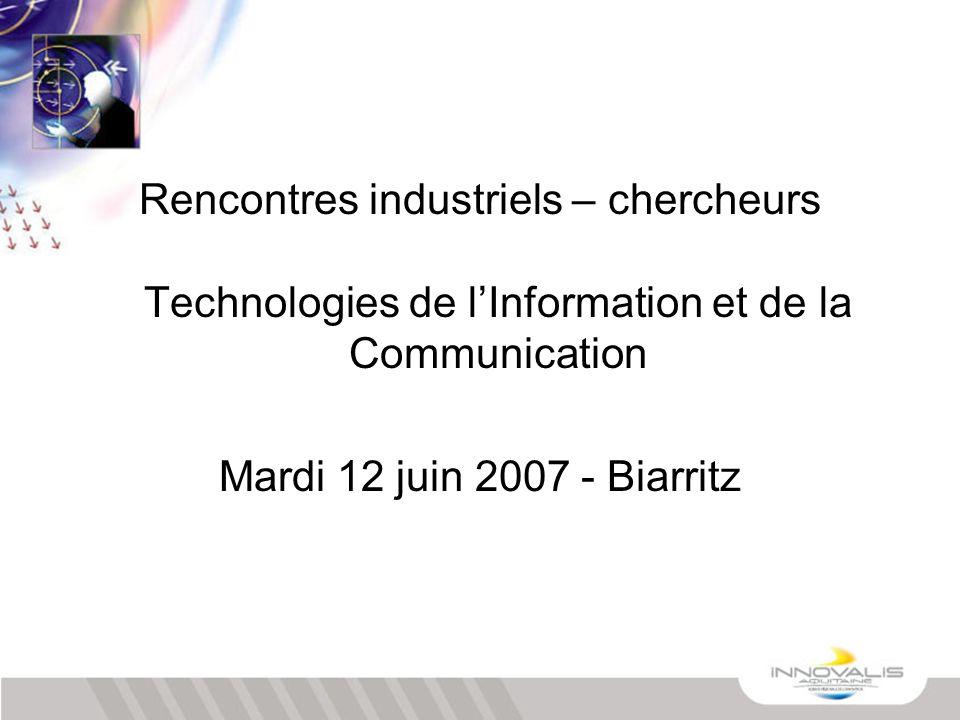 La société IMMERSION Activité –Distribution de périphériques de Réalité Virtuelle –Département R&D pour conception de produits propres Informations –CA de 3,7 M en 2006 –14 collaborateurs Bureaux –Siège à Bordeaux –Bureaux à Nantes, Aix en Provence, Paris, Lyon