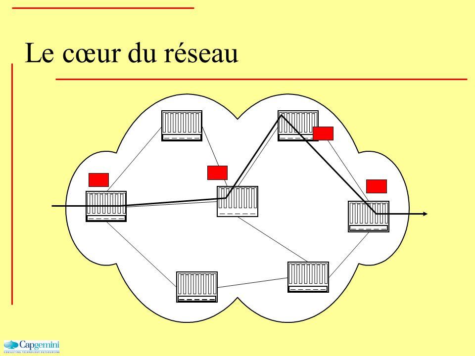 Le cœur du réseau