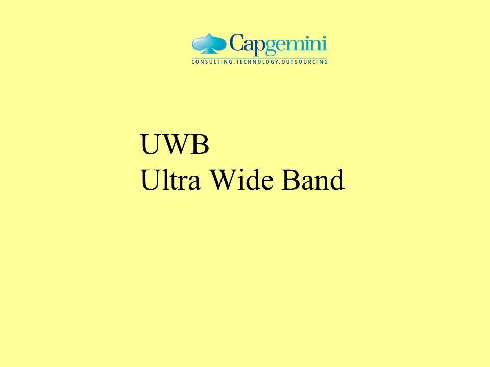 UWB Ultra Wide Band