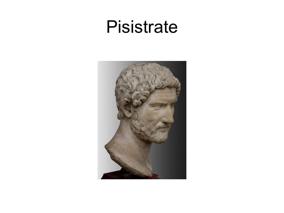 Pisistrate