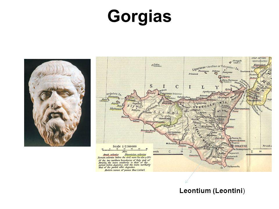 Gorgias Leontium (Leontini)