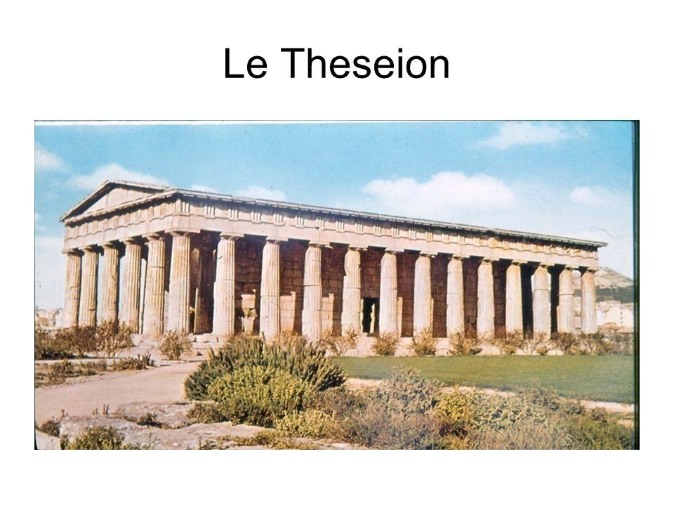 Le Theseion