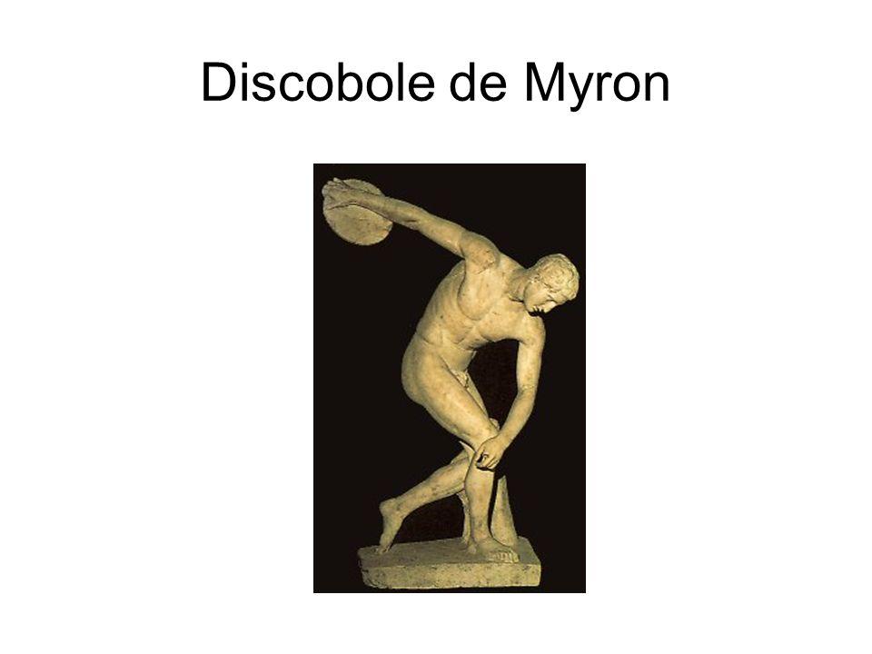 Discobole de Myron
