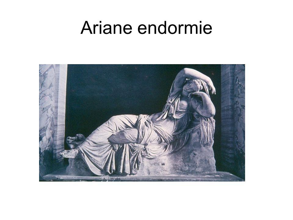 Ariane endormie