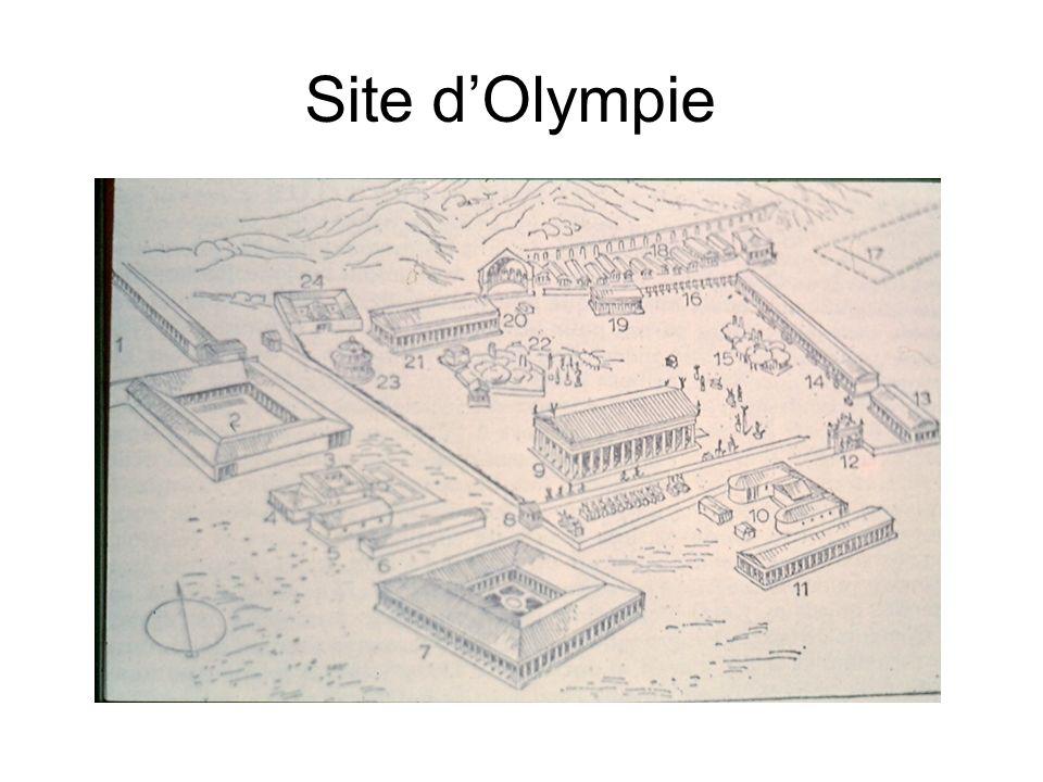 Site dOlympie