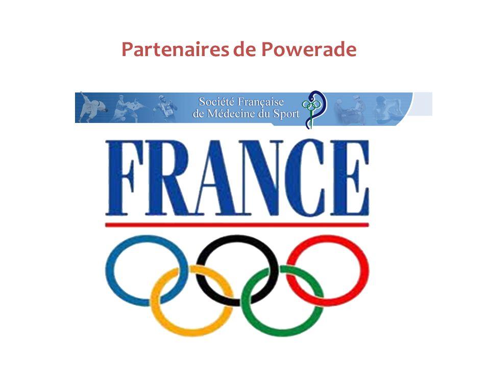 La santé selon Powerade Le Powerade est clairement destiné aux sportifs. Powerade, la « boisson pour le sport qui contient de l'eau et des nutriments