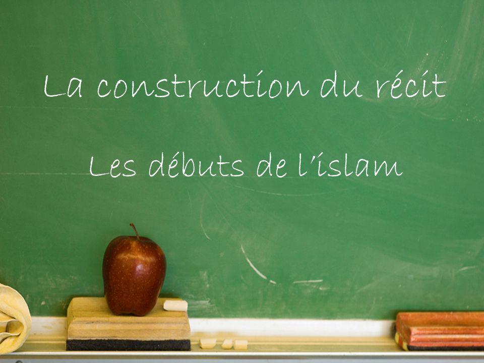 Un document amorce faisant le lien avec la leçon précédente (La mosquée de Damas) (il peut déjà avoir été utilisé) Doc 1 :La construction de la grande mosquée de Damas, VIIIe siècle.