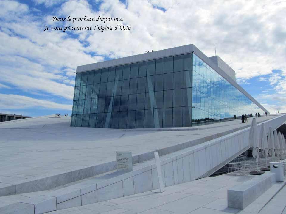 Le bâtiment où se donne le prix Nobel de la Paix