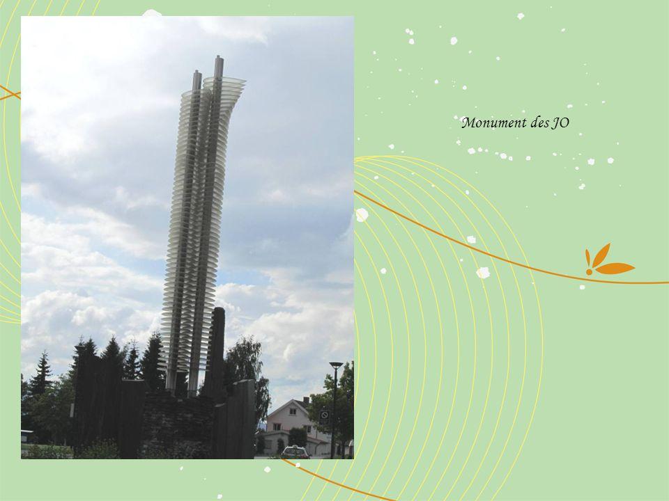 Monument des JO