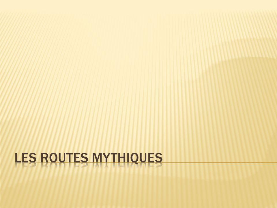La route du Marathon La route de la soie