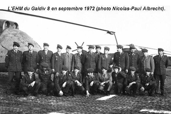 L'EHM du Galdiv 8 en septembre 1972 (photo Nicolas-Paul Albrecht).
