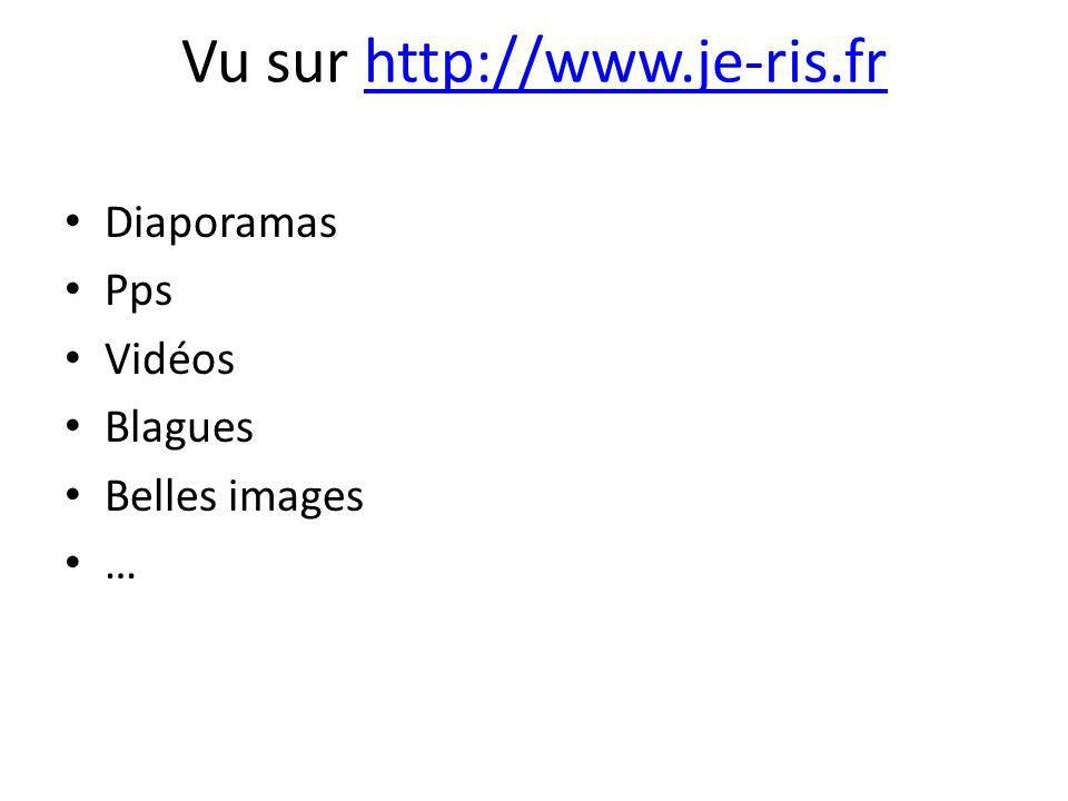Mise en page par FIN quintinogia@hotmail.com Clic gauche pour arrêter