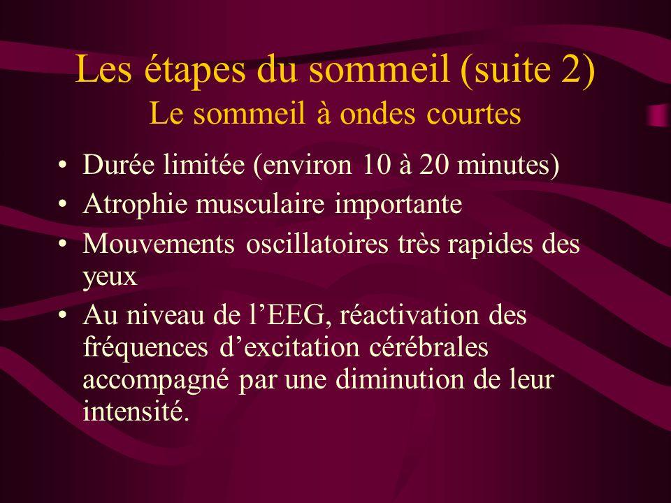 Les différents types dapprentissages en fonction des étapes du sommeil Les tâches motrices simples (ex.