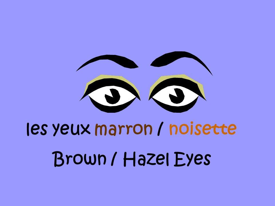 les yeux bleus Blue Eyes