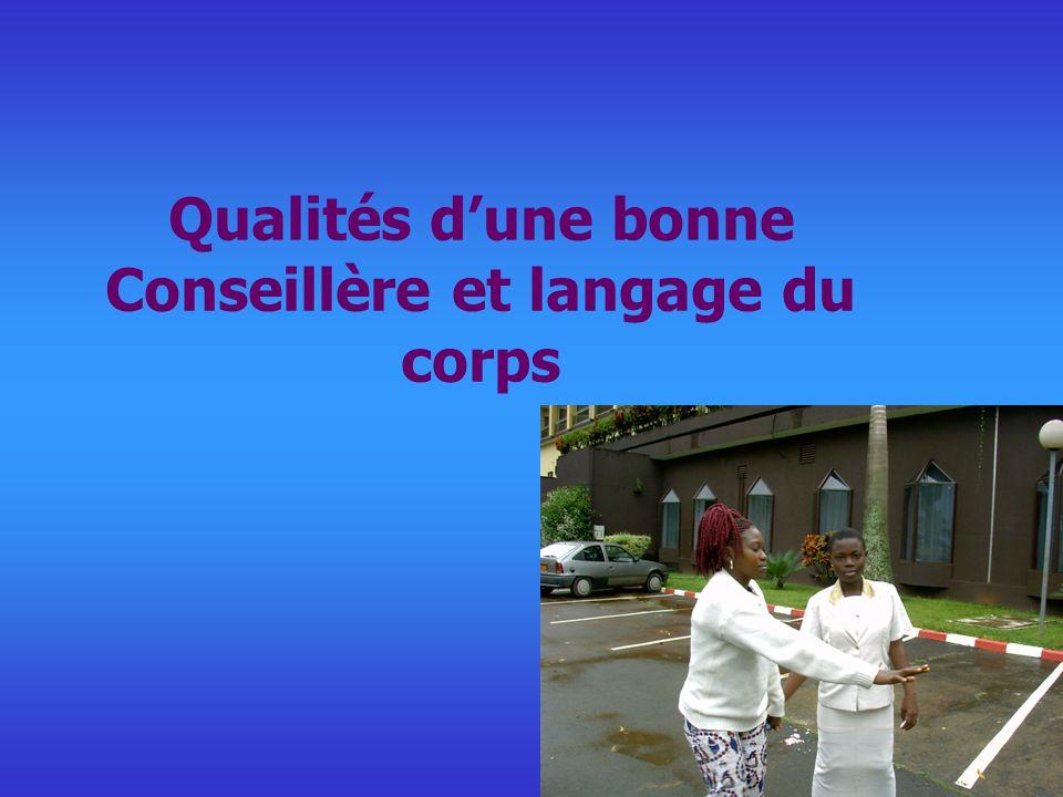 Formation des Tantines en Counselling des Adolescents (Bamenda, Ayaba Hotel, 04 – 08 déc. 2006 ) Organisée par: PGCSS-REGA (Programme Germano-Cameroun