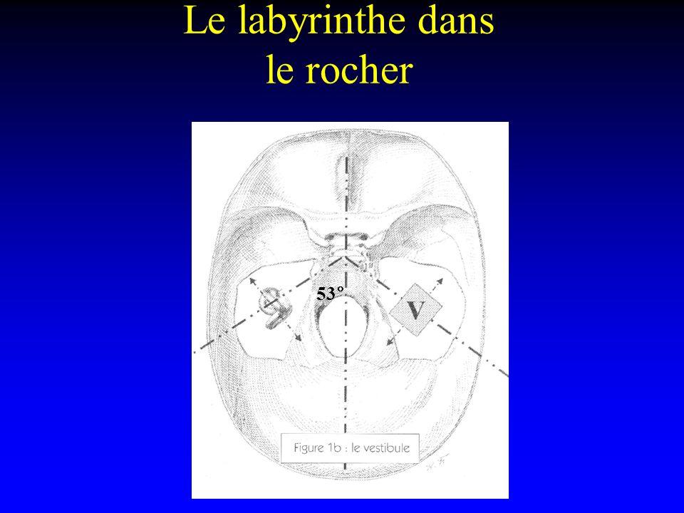 Le labyrinthe dans le rocher 53°