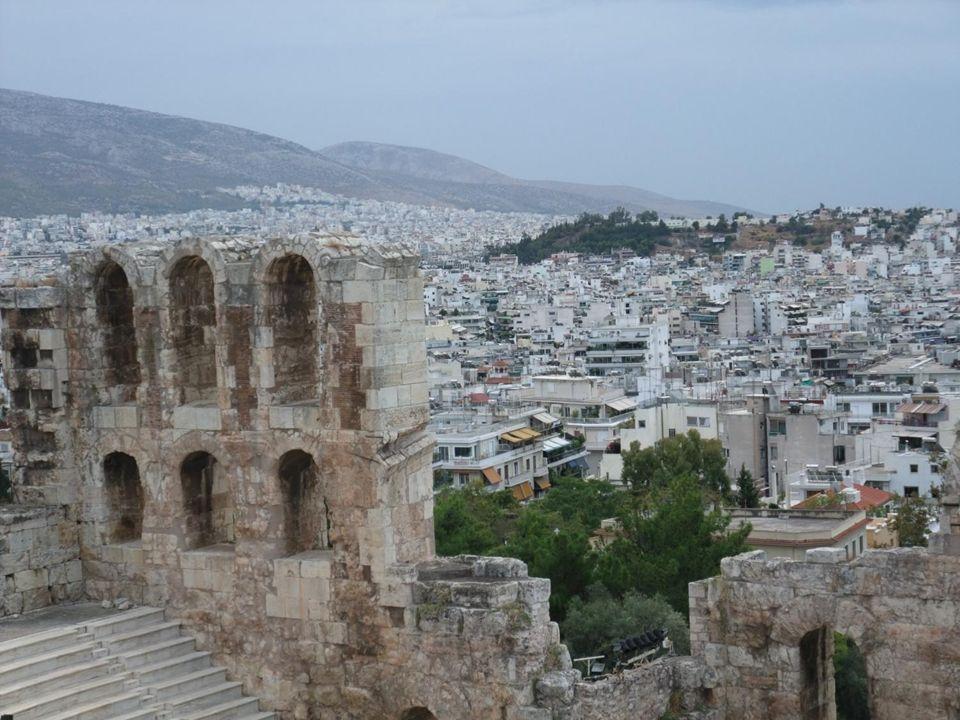 Le temple dEphéa – lun des mieux conservés (Egine)