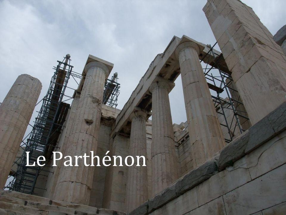 Un sanctuaire pour Apollon