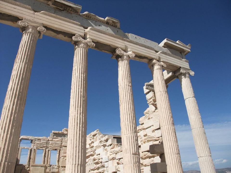 Lancien temple dAthéna