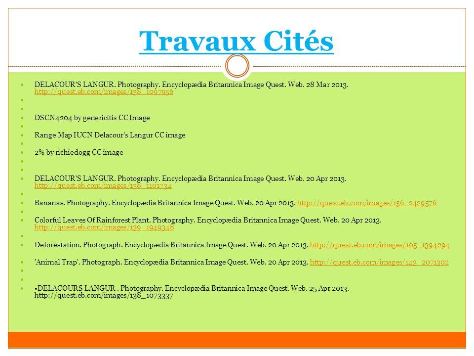 Travaux Cités DELACOUR S LANGUR.Photography. Encyclopædia Britannica Image Quest.