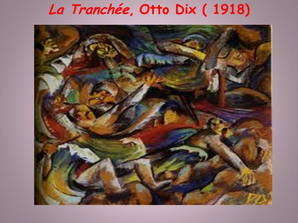 I.Biographie dOtto Dix.