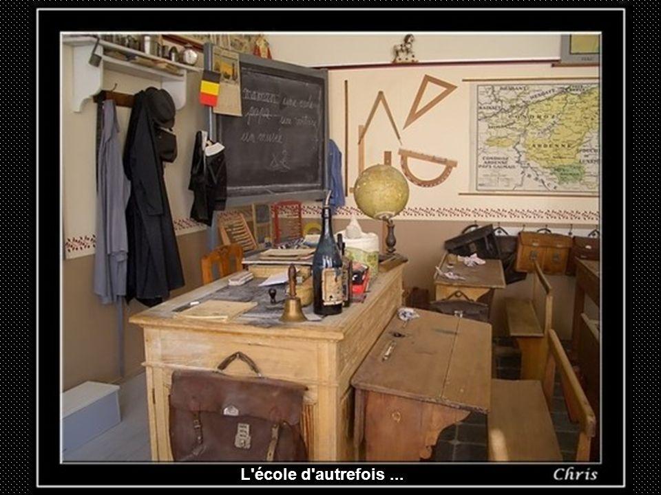 La salle de français