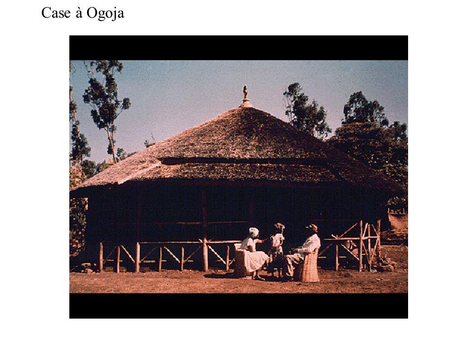 Case à Ogoja