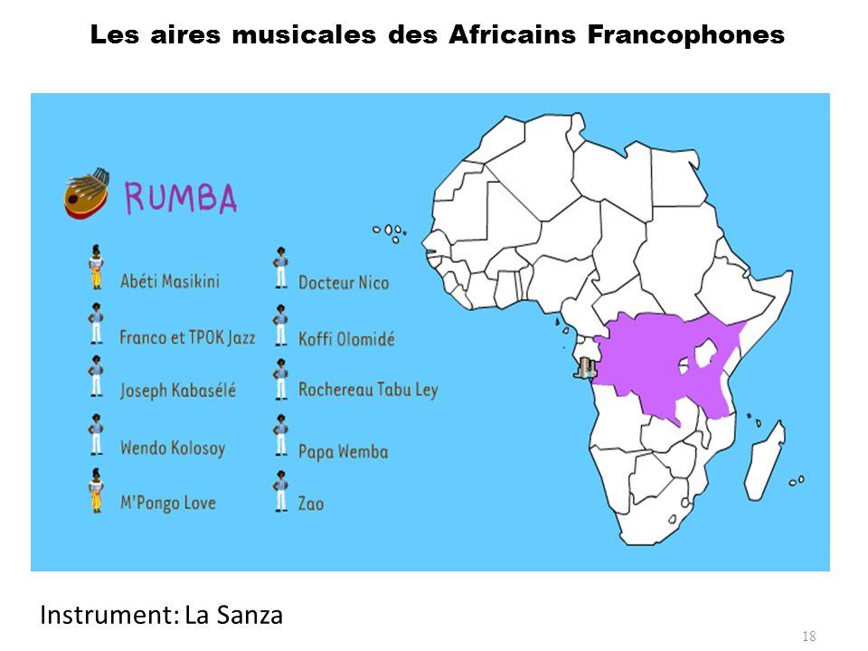 La Rumba congolaise est une musique dopée aux rythmes régionaux, à la batterie et aux guitares, elle prend aujourdhui le nom de soukouss devenue lexpression de la musique moderne congolaise.