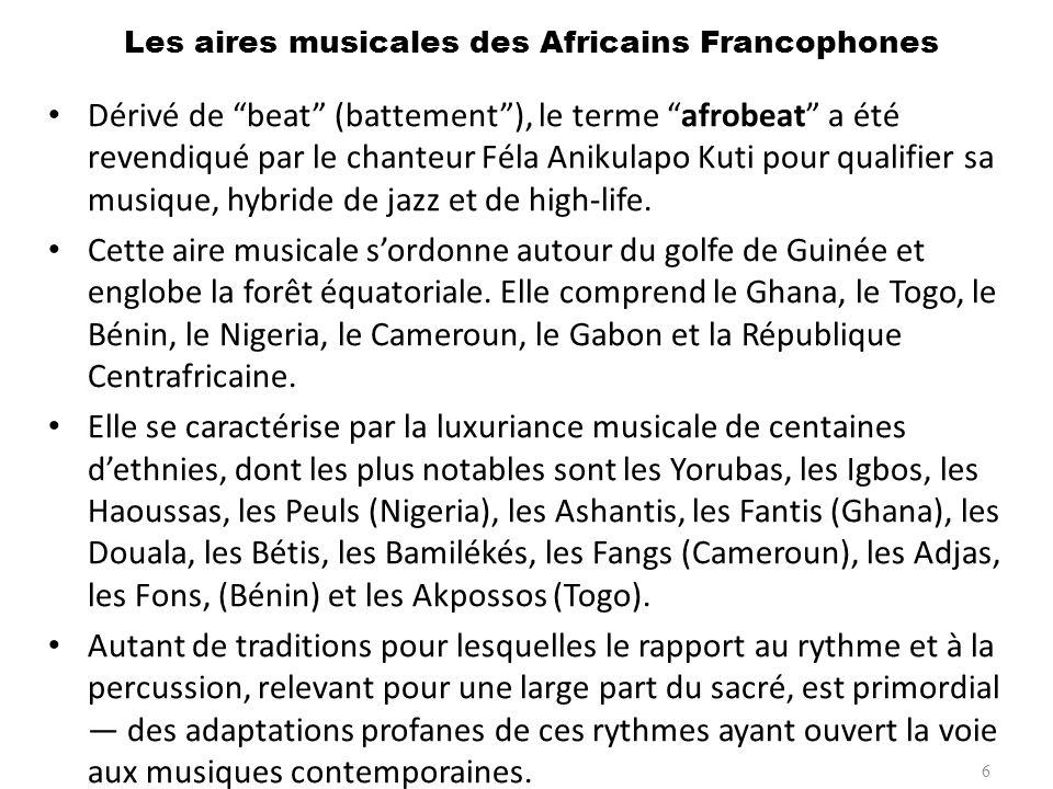 Instrument: Tambour dassaille Appelé donno au Ghana, hausa au Nigeria, le tambour qui parle est omniprésent dans la musique Yoruba du Golfe de Guinée.