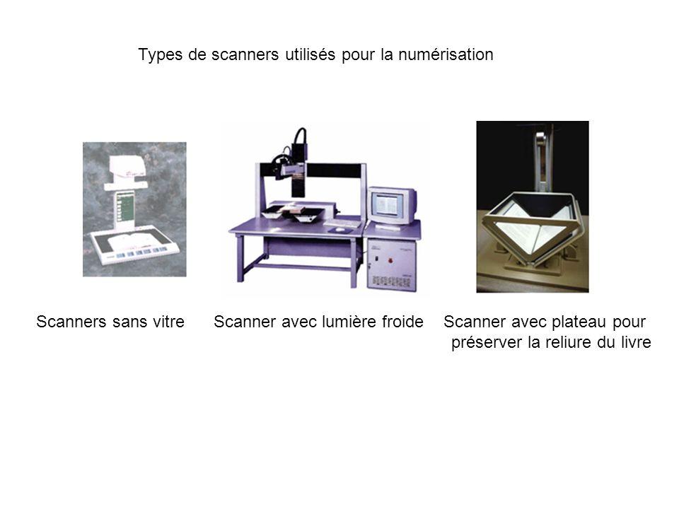 Scanners sans vitre Scanner avec lumière froide Scanner avec plateau pour préserver la reliure du livre Types de scanners utilisés pour la numérisatio