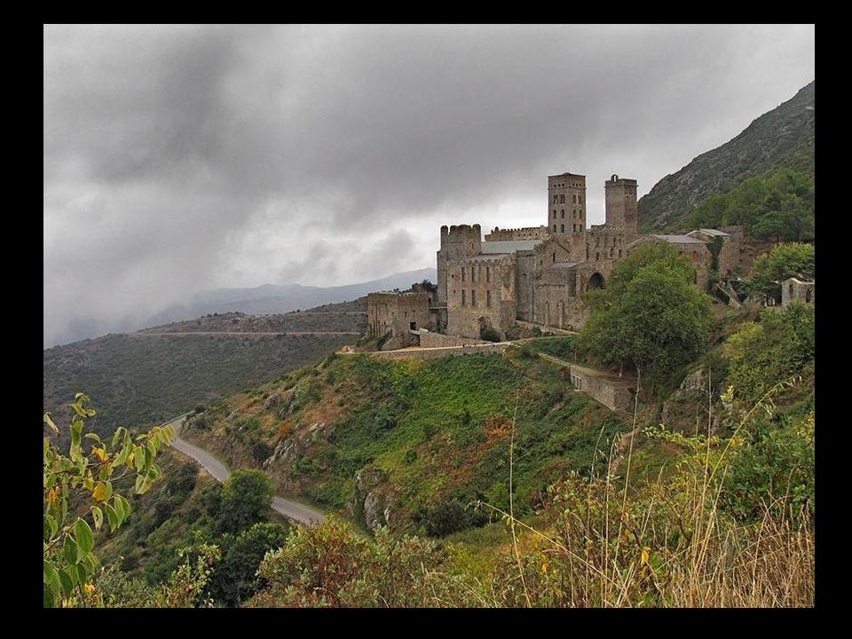 Sant Pere de Roda, monestir de Rodes Abbaye bénédictine de la ville de Port de la Selva (Alt Empordà), situé dans la partie orientale des montagnes de