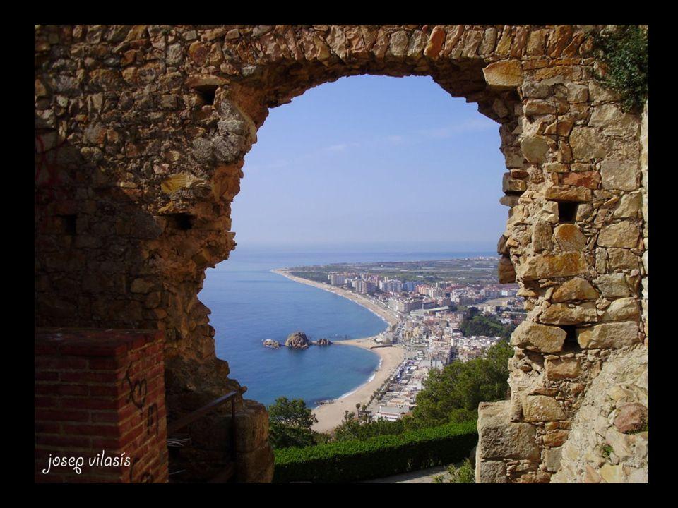 Exclusivement limitée à la ville de Lloret de Mar, tandis que l'ouest est confronté, du nord au sud Palafolls, Tordera et Malgrat de Mar, les trois mu