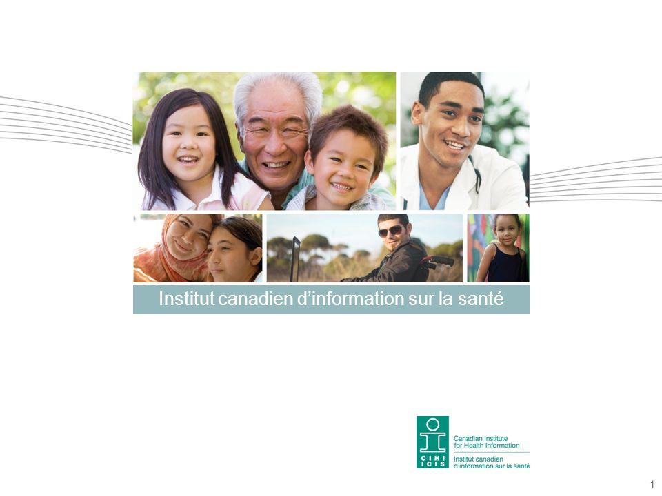 1 Institut canadien dinformation sur la santé
