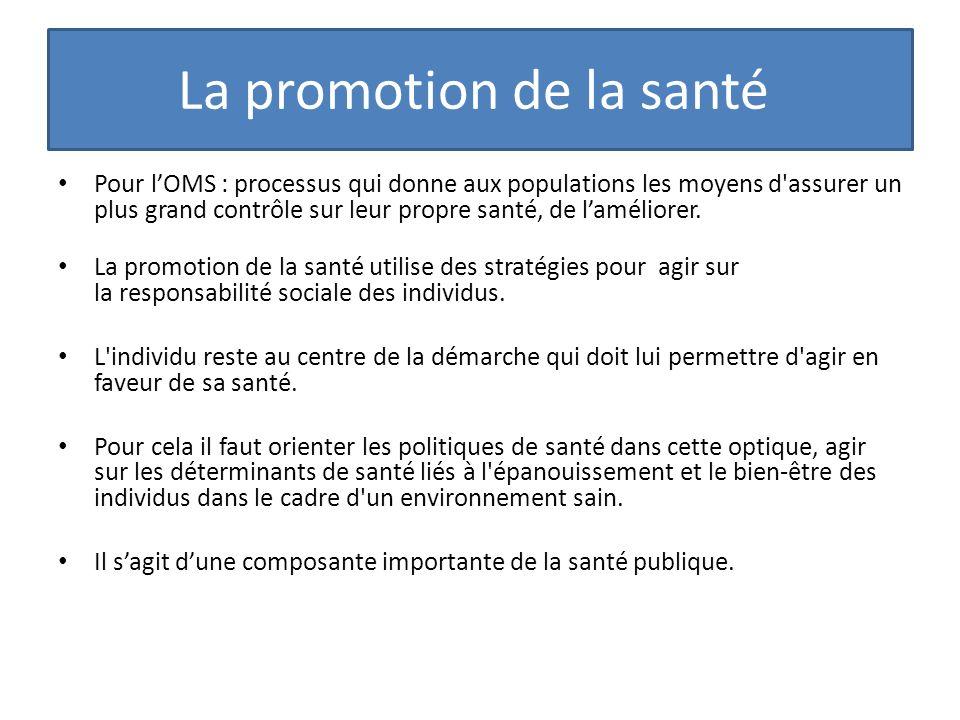 Un contexte légale - Elle propose également 100 objectifs de santé publique quantifiables à atteindre dans les 5 ans… (http://www.sante.gouv.fr/IMG/pdf/Annexe4_- _Scannographie_des_100_objectifs_de_sante_publique.pdf)