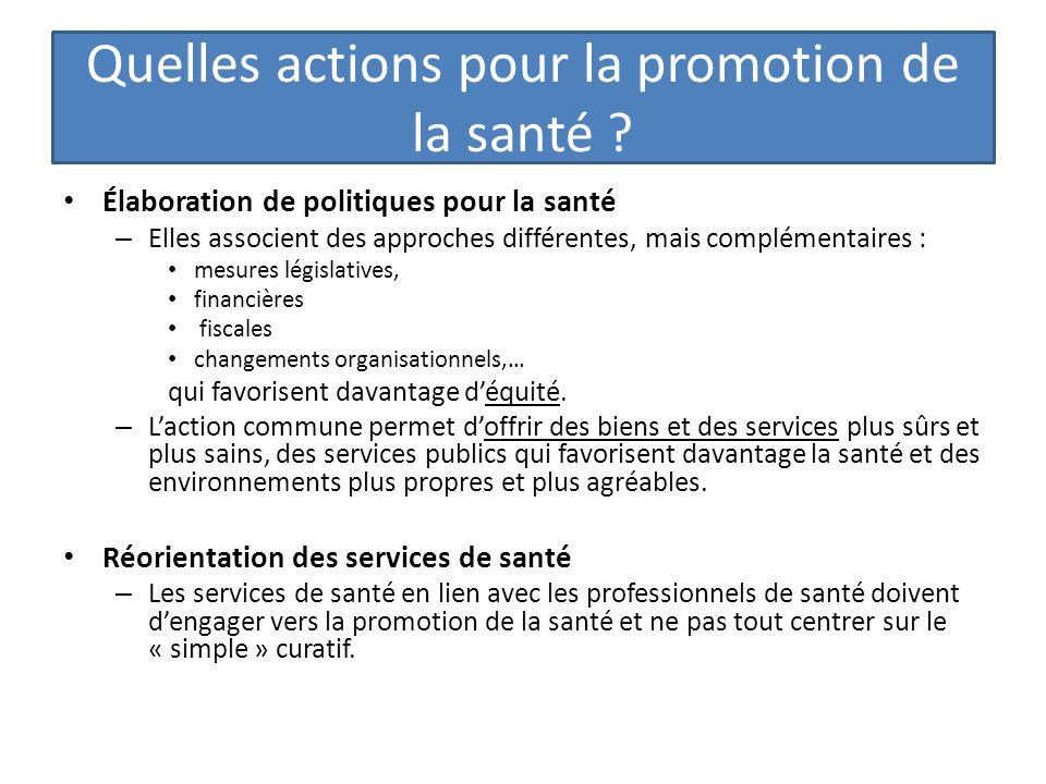 I - PREVENTION PRIMAIRE : loption zéro La prévention primaire : c est l option zéro recommandée en France.