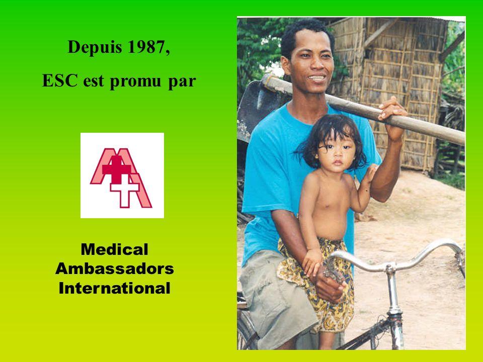 un programme dEvangélisation Santé Communauté créé en 1980 en Afrique de lEst