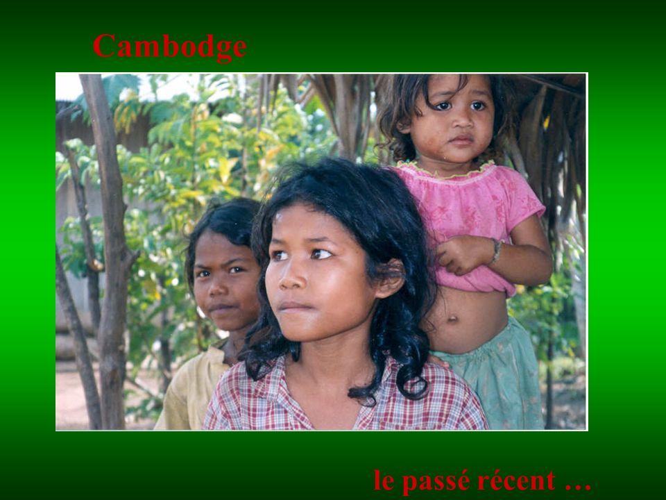 Bâtir un nouvel avenir pour les villageois cambodgiens