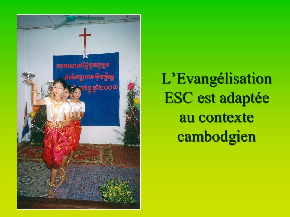 Les Eglises accueillent les nouveaux croyants