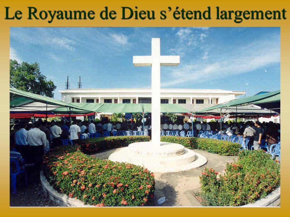 LEvangélisation ESC est adaptée au contexte cambodgien