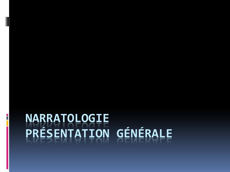 Préliminaires Pour bien cerner lapport de la narratologie, il importe de saisir la distinction entre trois entités fondamentales : lhistoire, le récit et la narration.