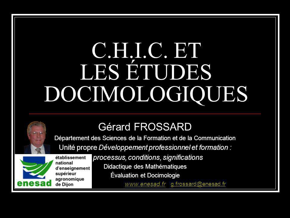 C.H.I.C.