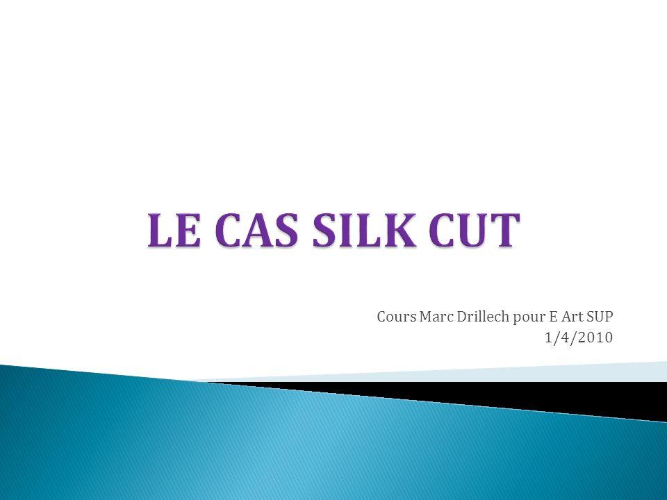 Cours Marc Drillech pour E Art SUP 1/4/2010