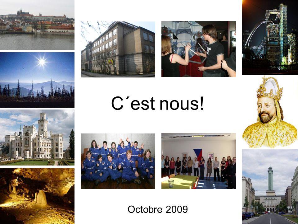 C´est nous! Octobre 2009