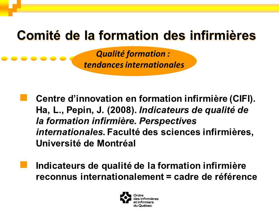 Centre dinnovation en formation infirmière (CIFI).